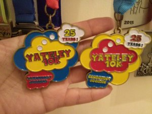 Yateley 10ks