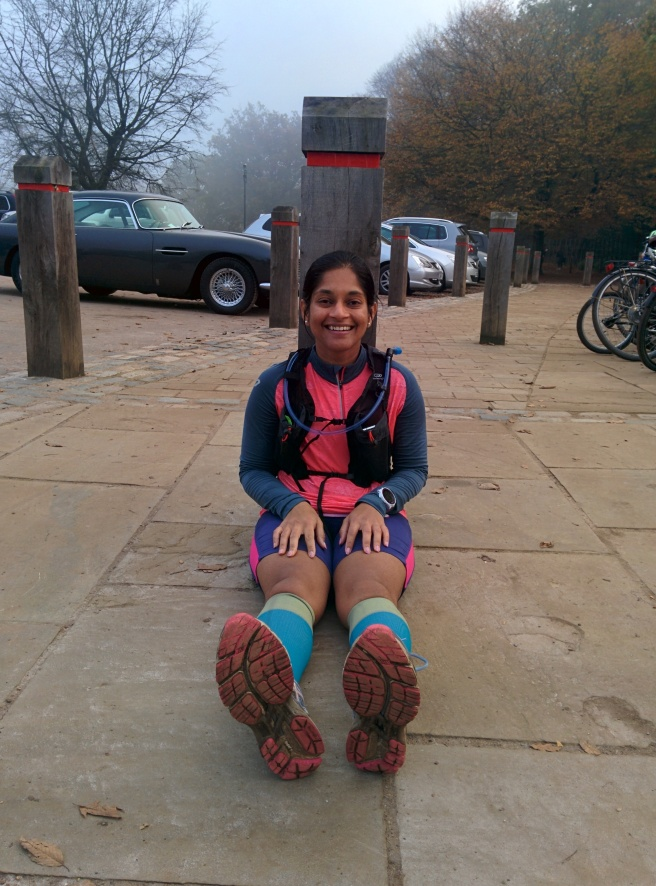 30Km run - Richmond Park